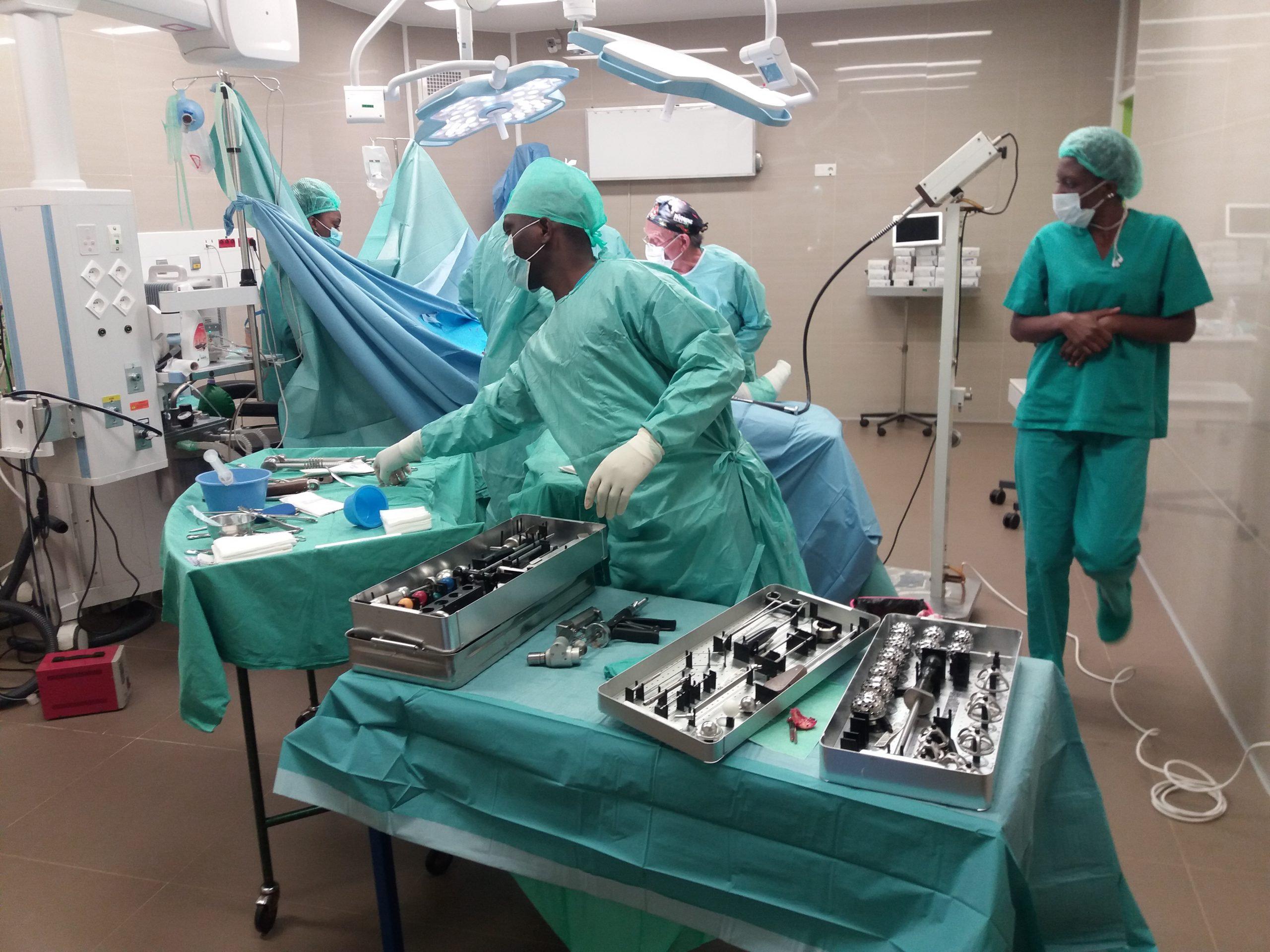 Service Chirurgie