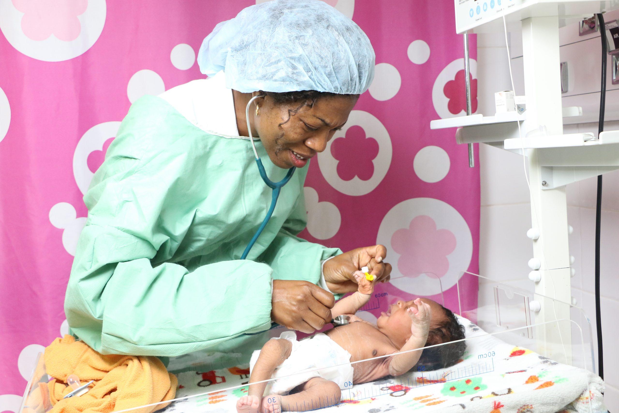 Service pédiatrie