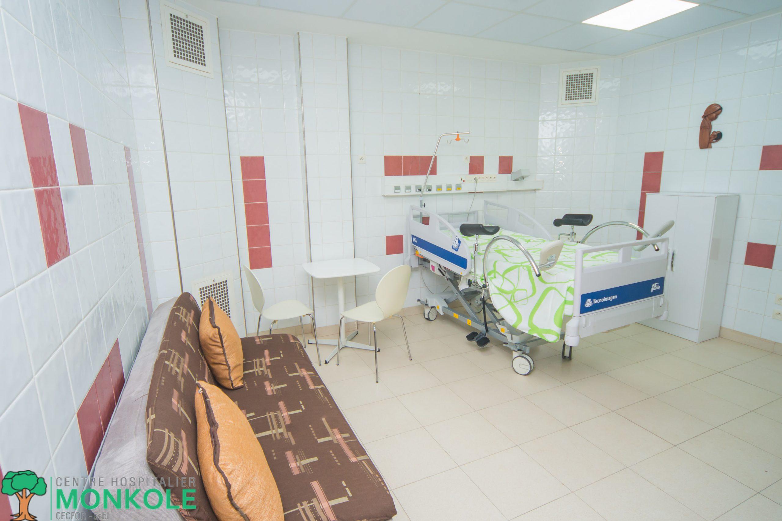 Service de gynécologie-obstétrique