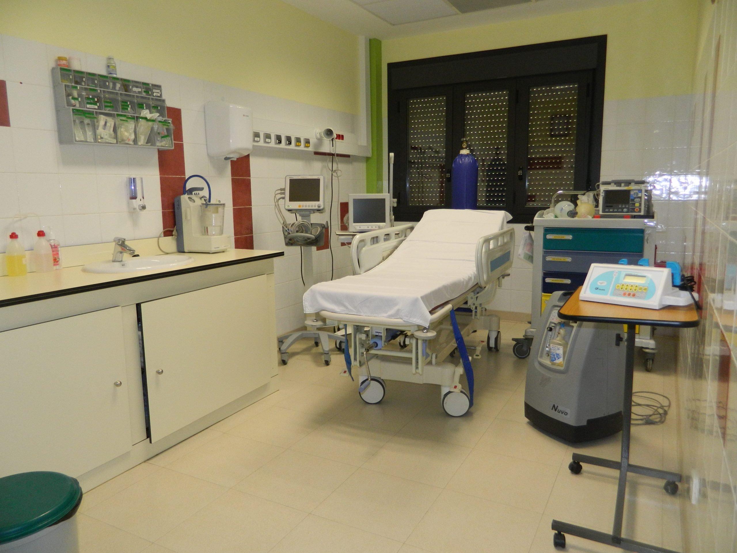 Service des urgences 24h/24-7jours/7